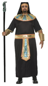 "Egyptian Pharoah Big XL Size 48"" Chest"