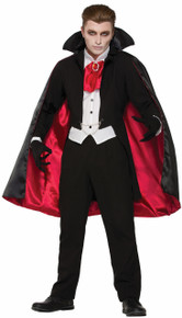 The Count Costume Adult Vampire