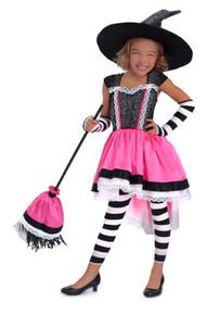 Luna the Witch Girl's Newborn & Infant Costume Set