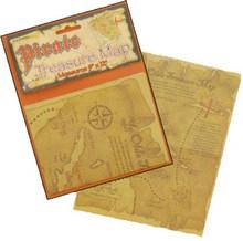 Buccaneer Pirate Treasure Map