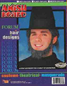 Amish Beard Brown
