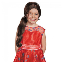 Disney Princess Elena of Avalor Girl's Wig Ages 4+