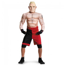 WWE Brock Lesnar Kids Classic Muscle Suit Costume