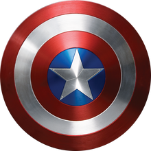Captain America Shield 24 inch from Civil War Marvel