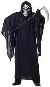 Skeleton Adult Plus Size Grim Reaper