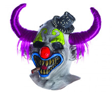 Clown Mask by DJ Ashba Latex Overhead Mask