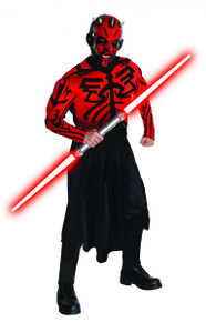 Star Wars Licensed Darth Maul Deluxe Muscle Chest