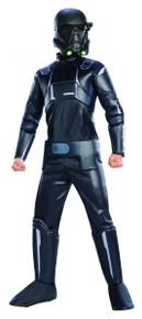 Star Wars Licensed Deluxe Death Trooper Costume
