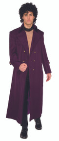 Rock Royalty Jacket Adult Costume inspired by Prince