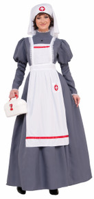 Civil War Nurse Adult Costume