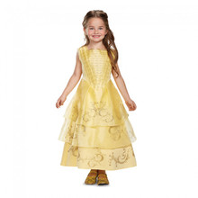Disney's Beauty and the Beast Girl's Deluxe Princess Belle Dress
