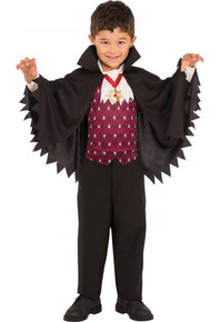 Little Vampire Costume Kids