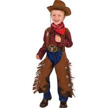Little Wrangler Kids Costume