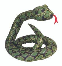 "Python Snake Posable Prop Appo. 72"""