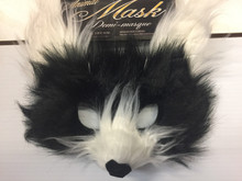 Cat Mask Frontal only with Fur