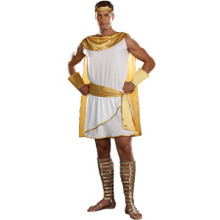 He's A God Men's Greek 4 Pc Set