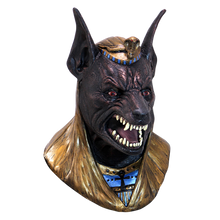 Anubis Mask Egyptian God Jackal like image
