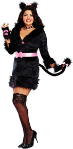 Cattitude Women's Cat Costume