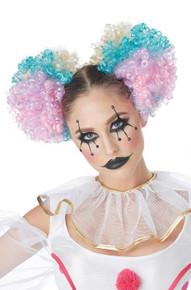 Clown Puffs Multi-Colored
