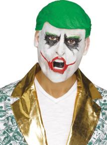 Combover Clown Trump Overhead Latex Mask