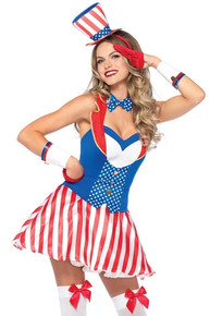 Yankee Doodle Darling Adult Costume