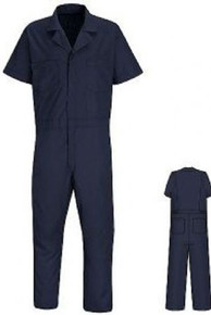 Halloween Styled Michael Myers Jumpsuit Mechanic Uniform Navy Authentic High Quality