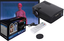 ProFX Projector Kit with  Video Scenes