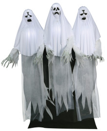 Haunting Ghost Trio Animated Decor