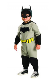 Batman vs Superman Licensed Batman Toddler Romper Costume