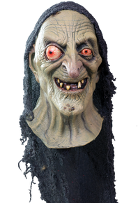 Green Sea Hag Mask