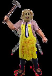The Texas Chainsaw Massacre Leatherface Costume Kids