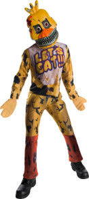 Five Nights at Freddy's Licensed Nightmare Chica Kid's Costume