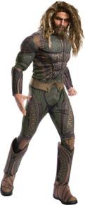 Justice League Licensed Aquaman Adult Deluxe Costume