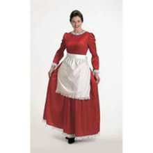 Christmas Charmer Dress Mrs Claus