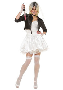 Bride of Chucky Tiffany Adult Costume