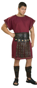 Burgundy Adult Tunic