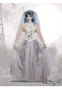 Dying to Marry Adult Women's Costume