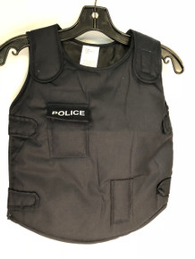 Police Vest For Kids One Size Fits up to Child Size 12