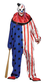 Evil Clown Adult Costume