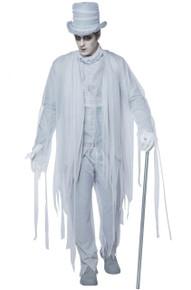 Haunting Gentleman Deluxe Costume