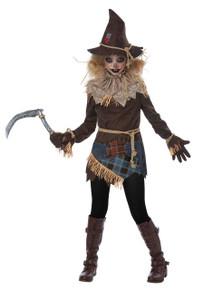 Creepy Scarecrow Teen Costume