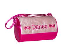 Bows Duffle Bag Pink
