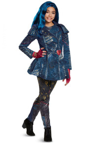Descendants 2 Licensed Evie Girl's Costume