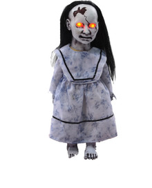 Graveyard Dolly Lunging Baby Doll Prop Animated