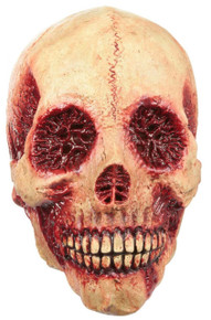 Bloody Skull Mask Adults From Ghoulish Productions