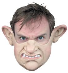Grumpy Half Mask Lower Face Strap On