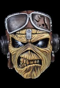 Iron Maiden Aces High Eddie Mask