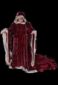 Krampus Costume Robe Horror Santa