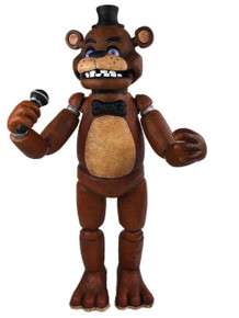 Five Nights at Freddy's Licensed Animated 3ft Freddy Prop