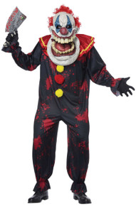 Die Laughing Clown Costume